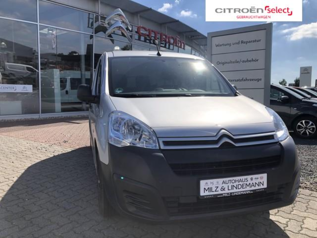 Citroën Berlingo 1.6 BlueHDi 100 FAP L1 Proline