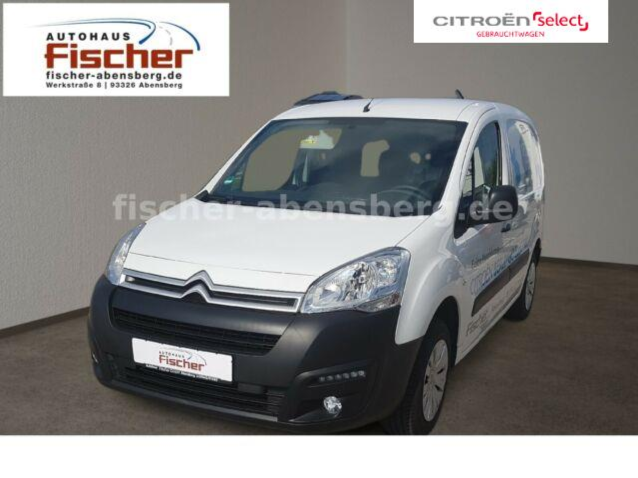 Citroën Berlingo Business Electric