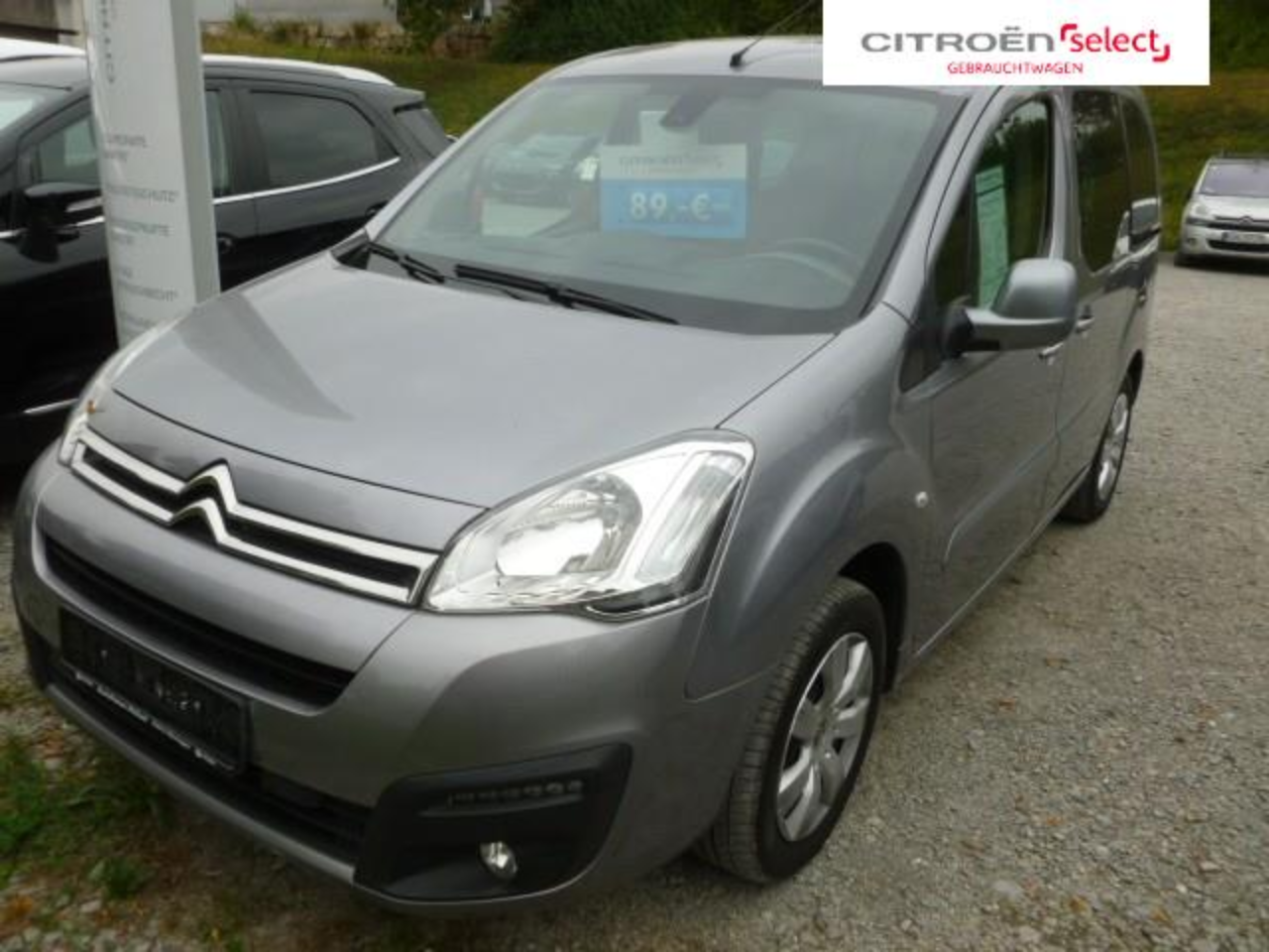 Citroën Berlingo BlueHDi 120 Selection,Sitzheizung, PDC, Klimaauto.