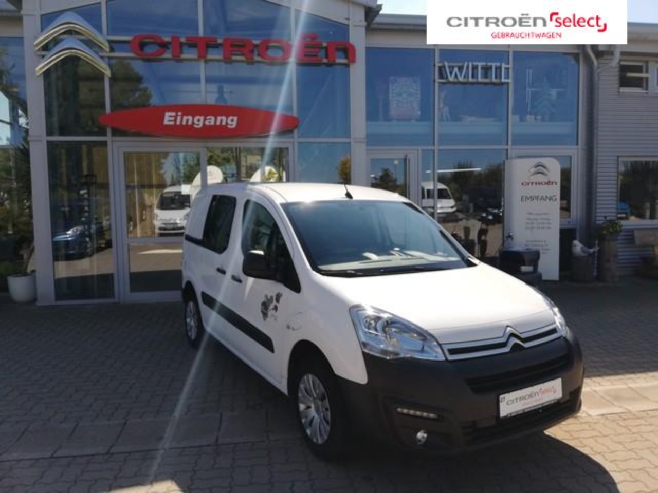 Citroën Berlingo Electric Business L1 *INKL. AKKU*NAVI