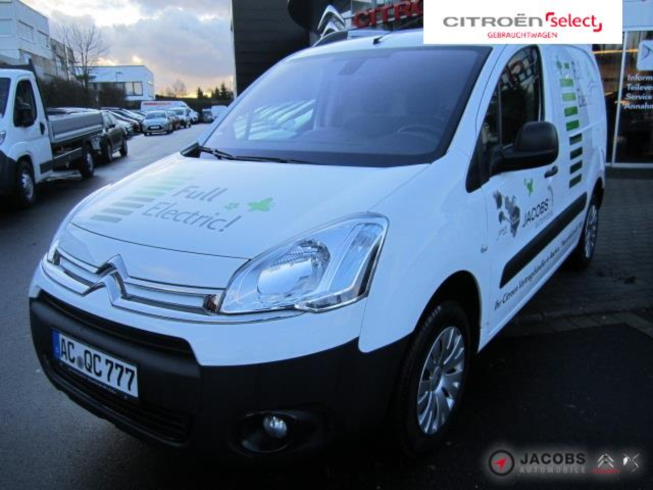 Citroën Berlingo Electric Niv. B L1