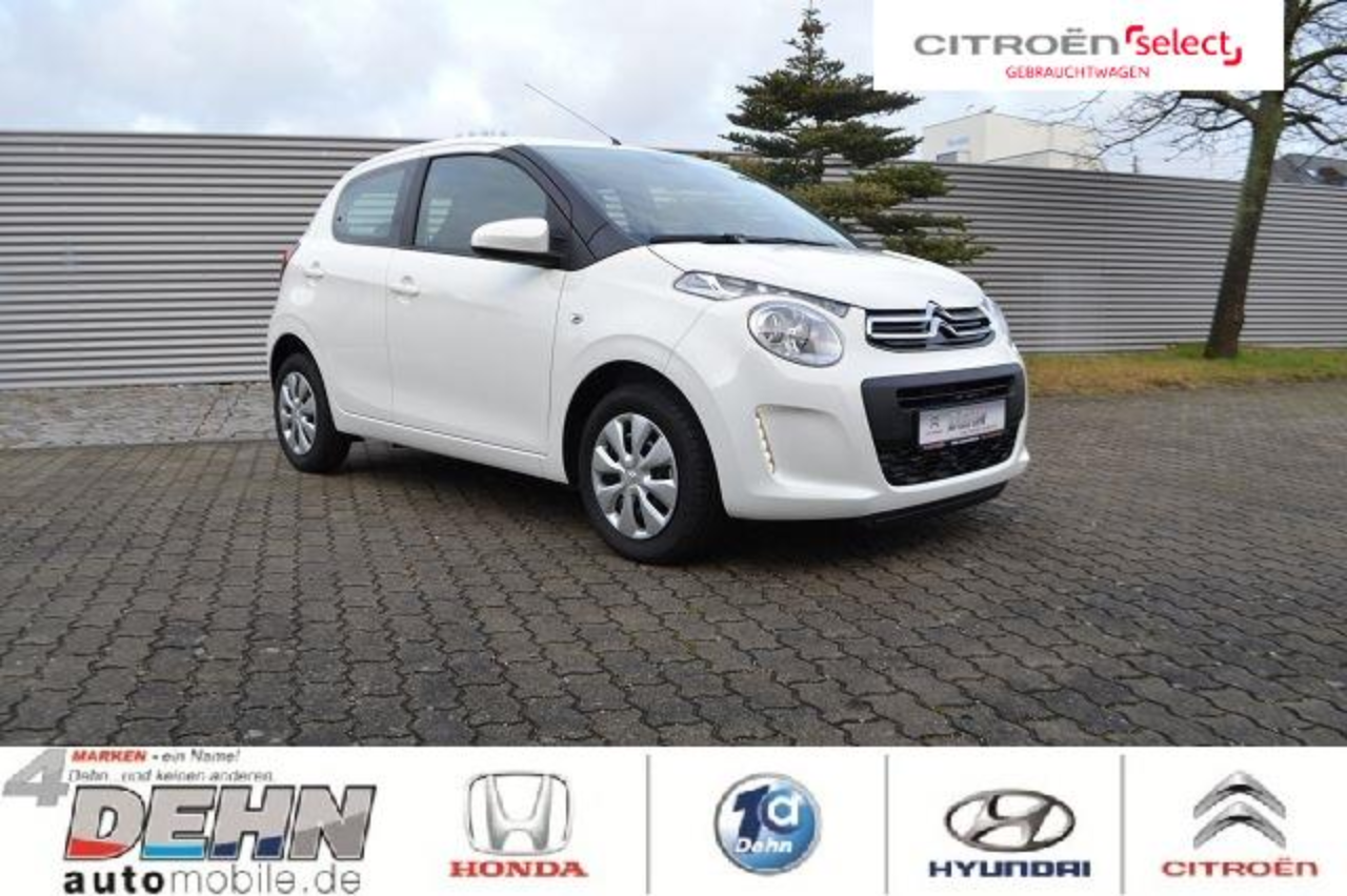 Citroën C1 VTi 68 Feel 5-Turer