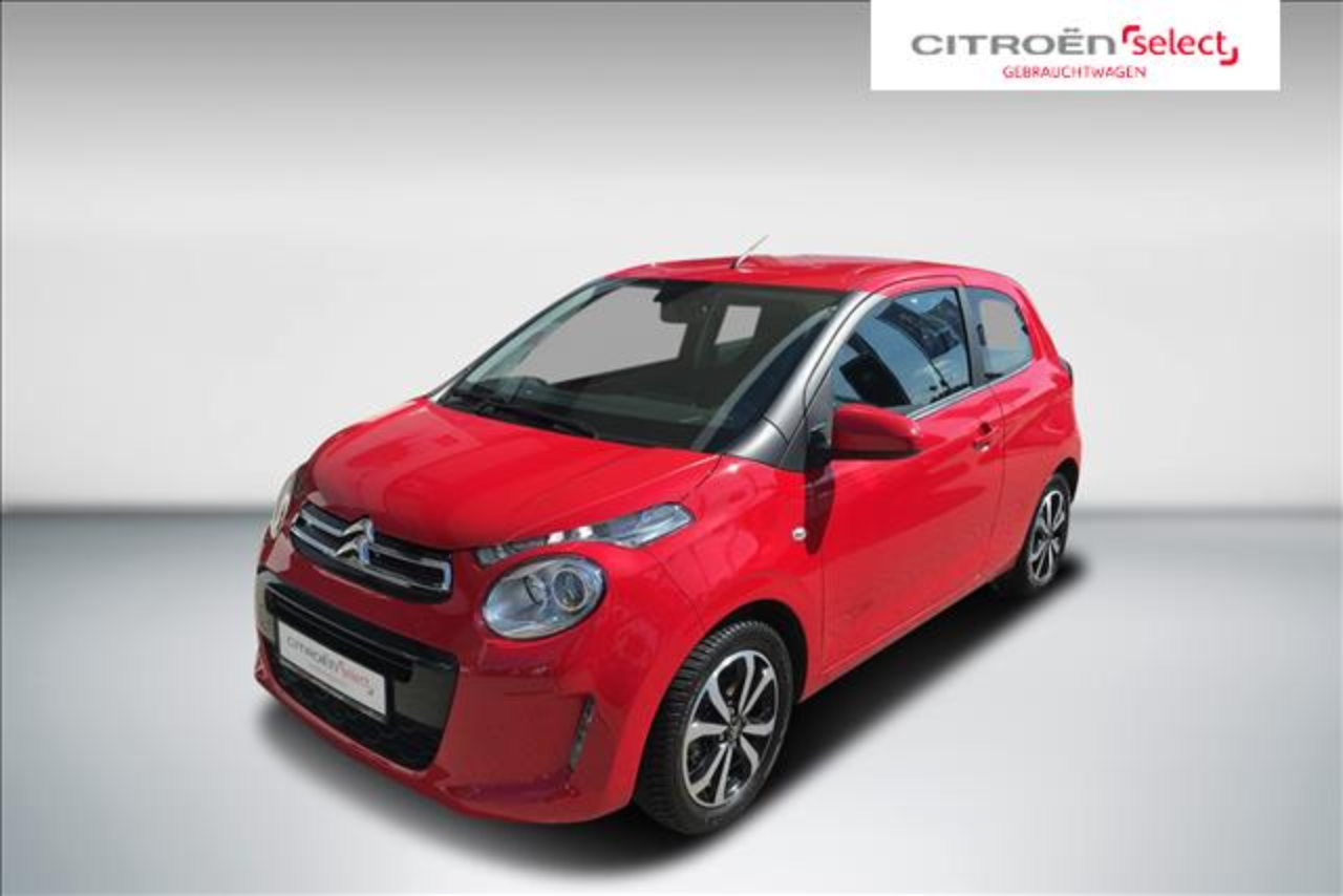 Citroën C1 3T Pure Tech 82 Shine