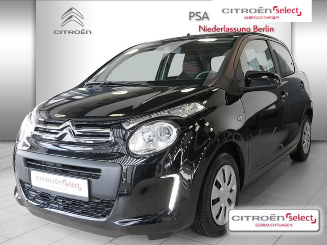Citroën C1 Feel 68 eVTI 5t