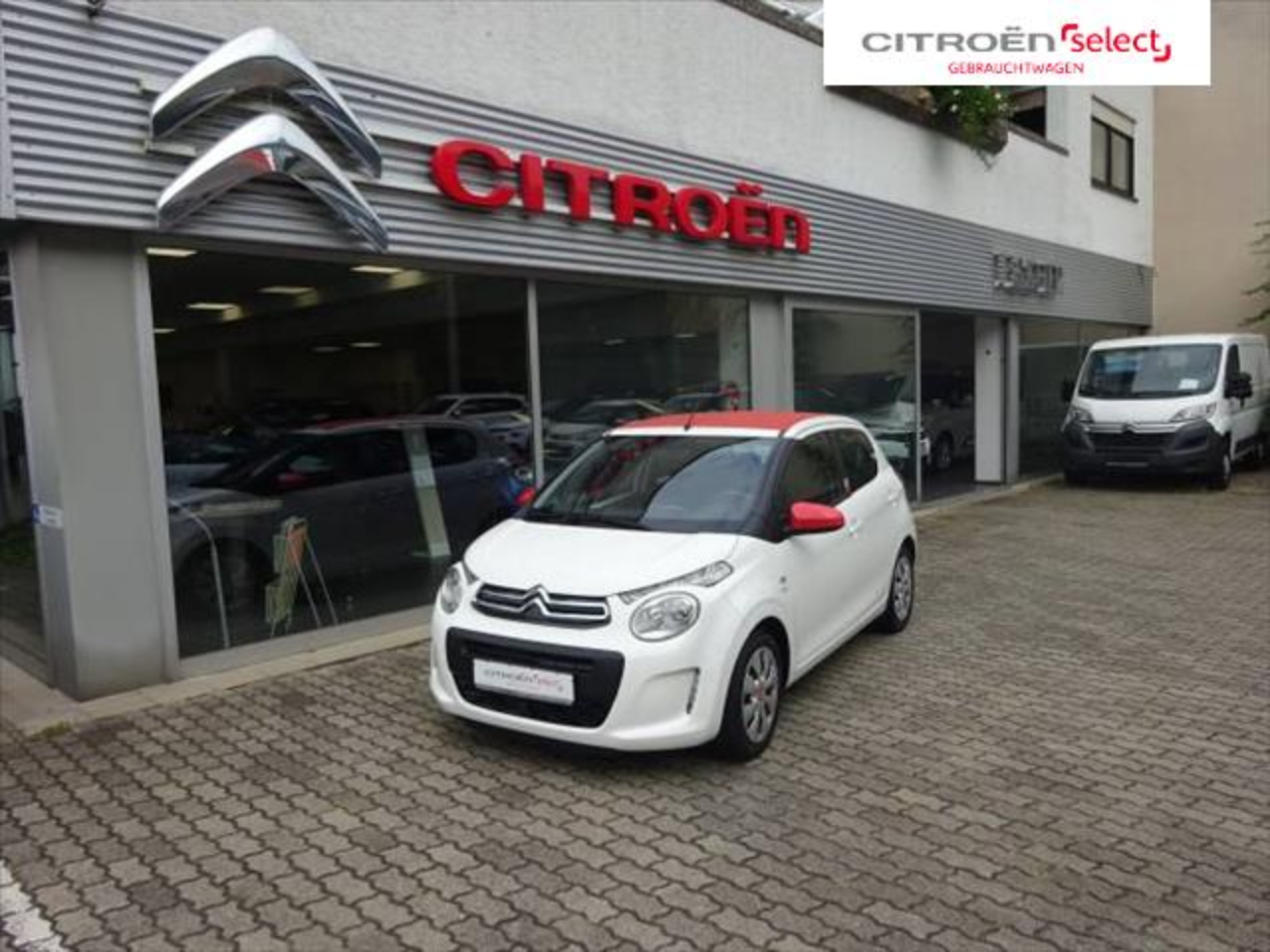 Citroën C1 Airscape Selection VTi 82