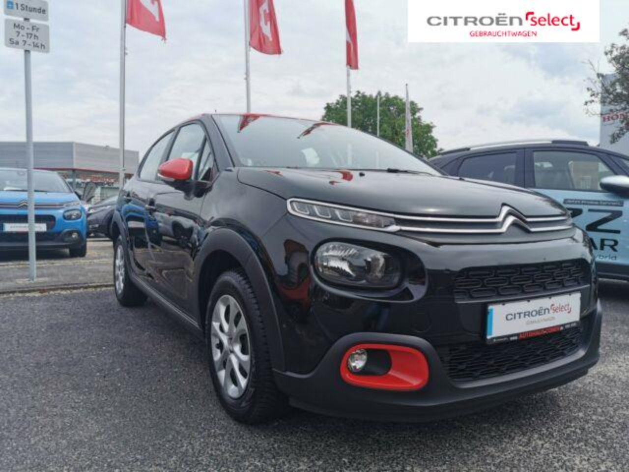 "Citroën C3 Pure Tech 82 Feel ""Connect&Sicherheitspaket1"""