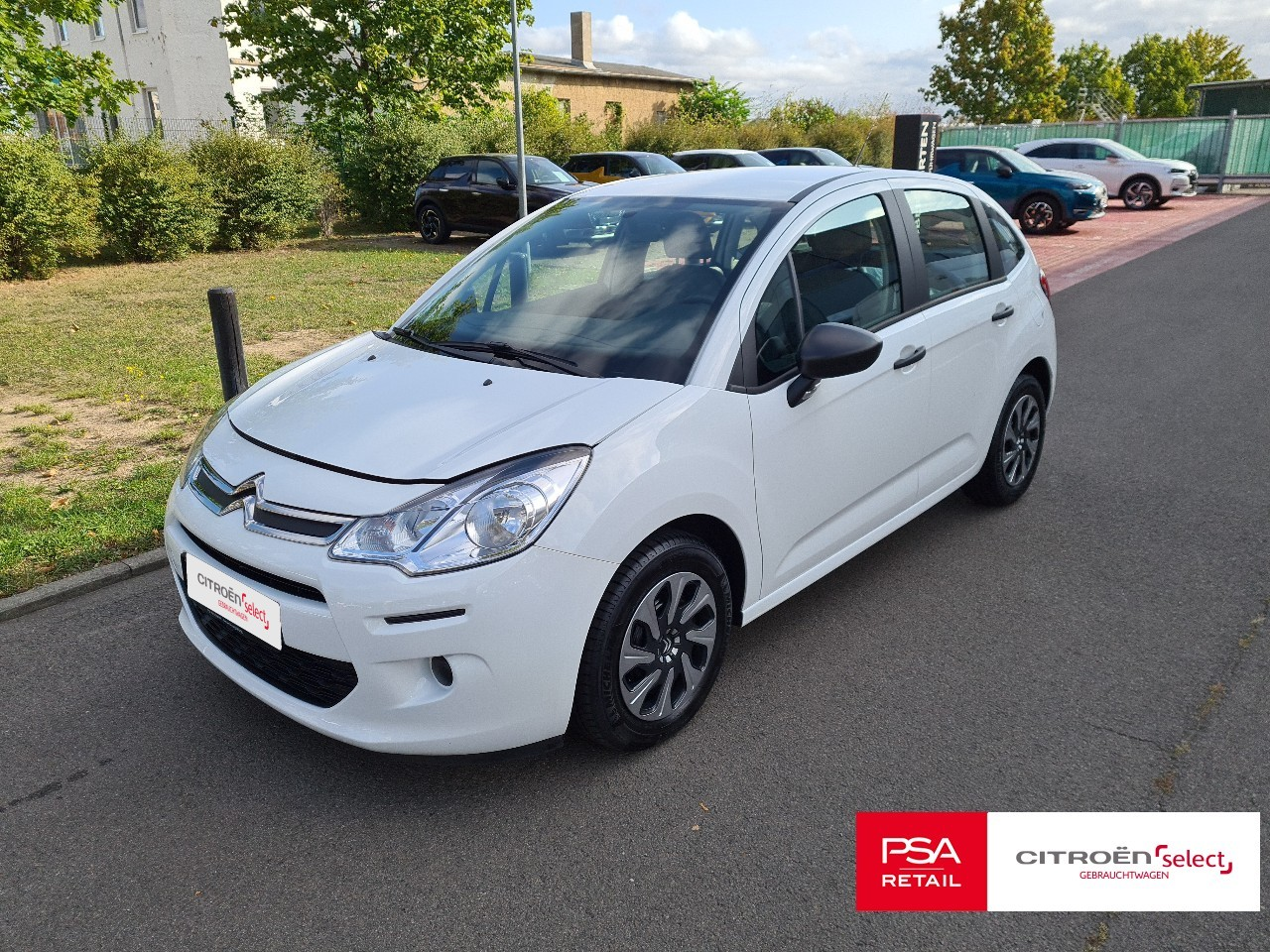 Citroën C3 Pure Tech (VTi) 68 Attraction/ Klima/ ZV /ESP