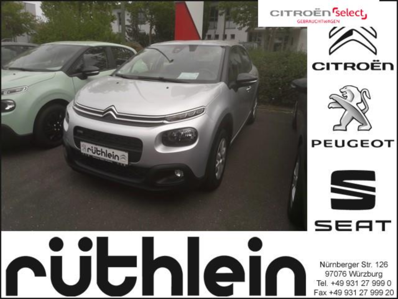 Citroën C3 1.2 PureTech 68 Feel