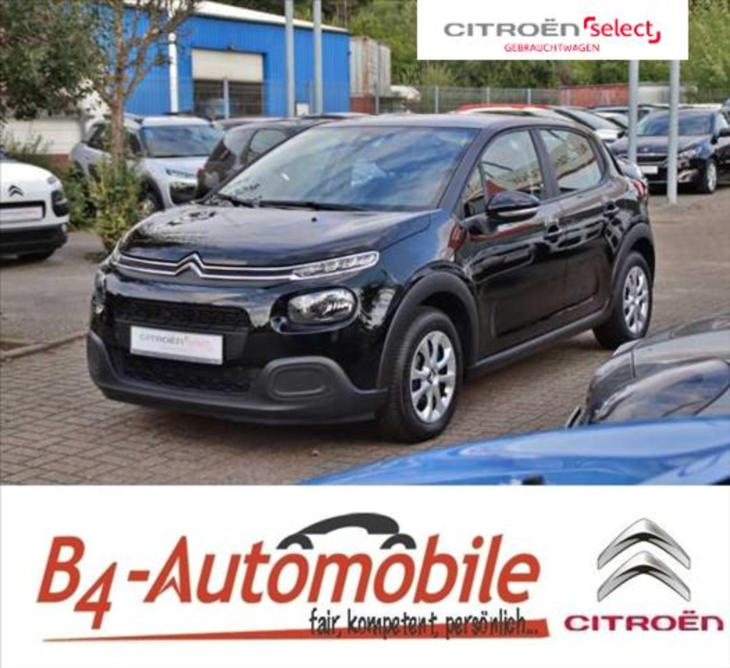 Citroën C3 Pure Tech 82 FEEL mit KLIMA