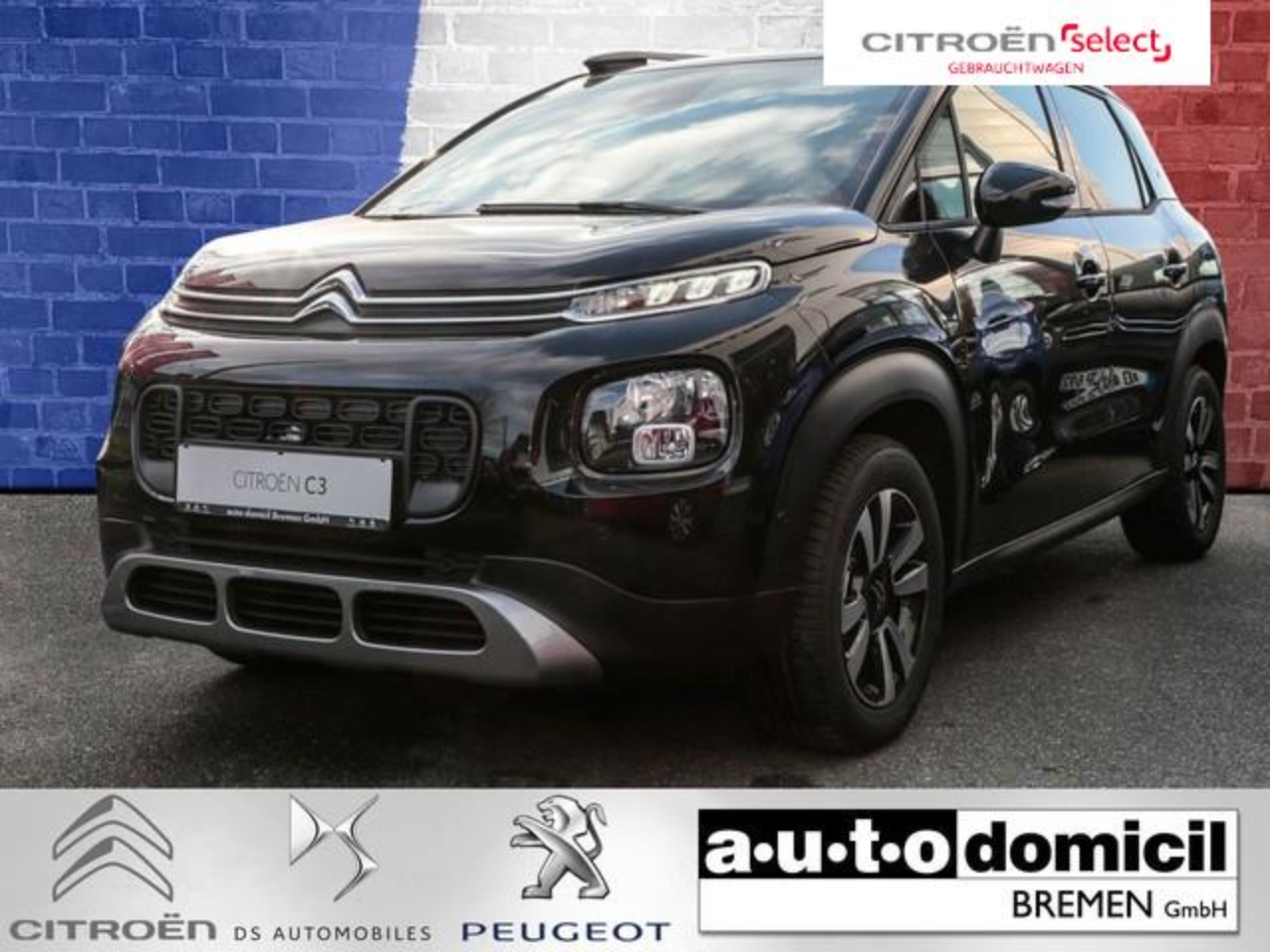 Citroën C3 AIRCROSS PureTech 130 EAT6 Shine