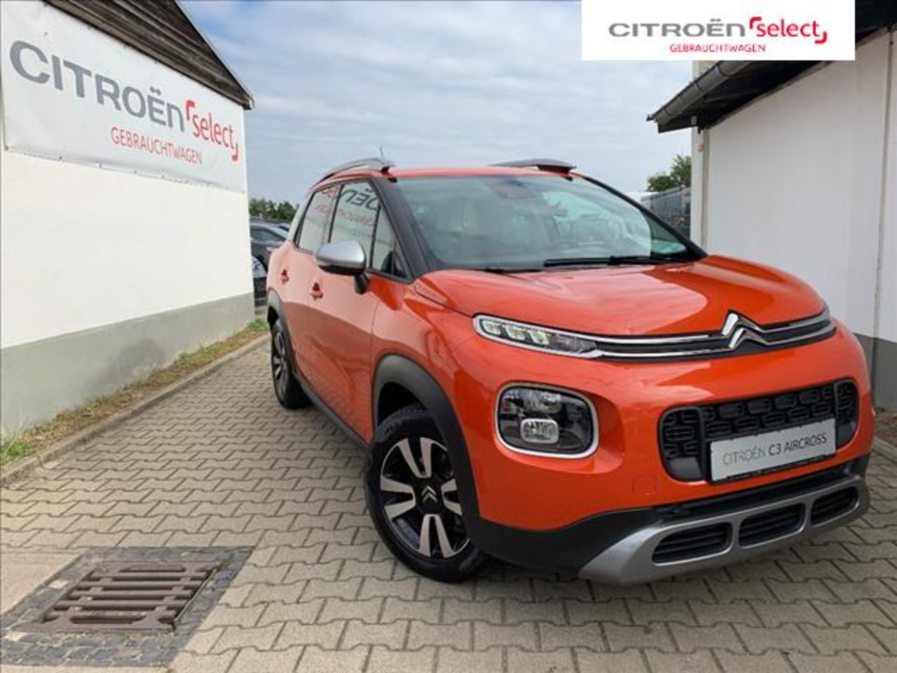 Citroën C3 AIRCROSS PureTech 130 Stop & Start EAT6 OPF Shine