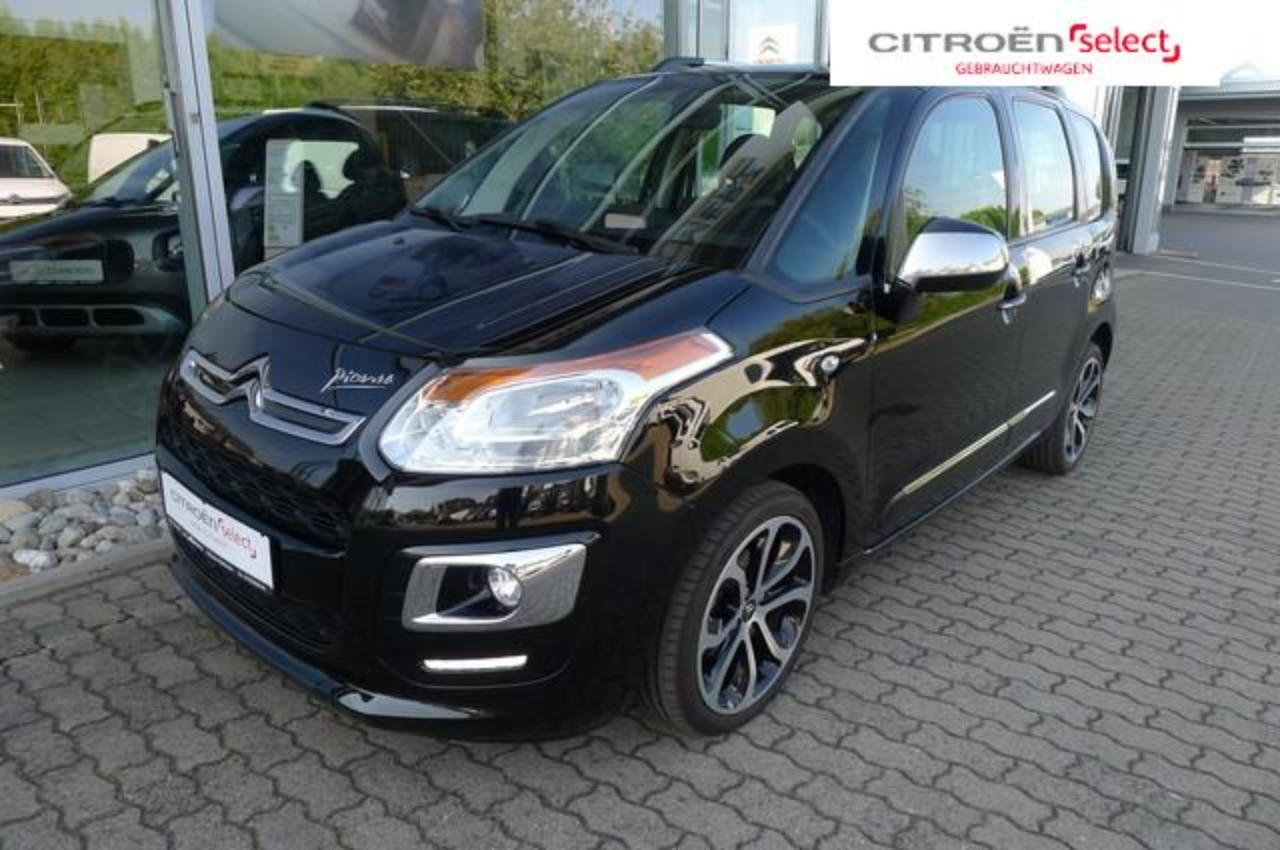 Citroën C3 Picasso HDi 90 FAP Selection