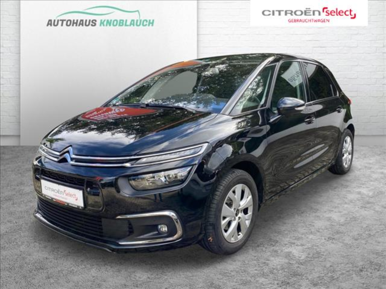 Citroën C4 Spacetourer Selection HDi130 Klimaauto