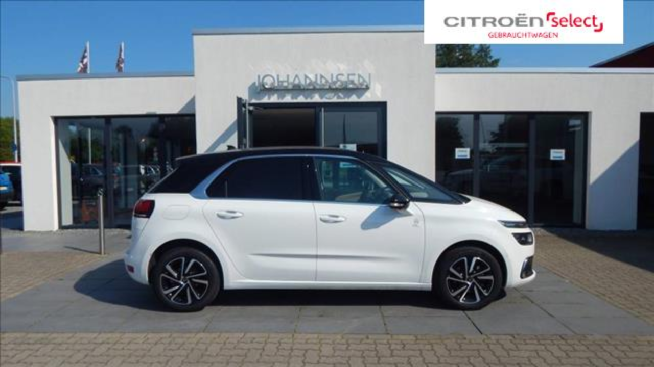 Citroën C4 Spacetourer PT 130 Origins Navi Xenon Massage