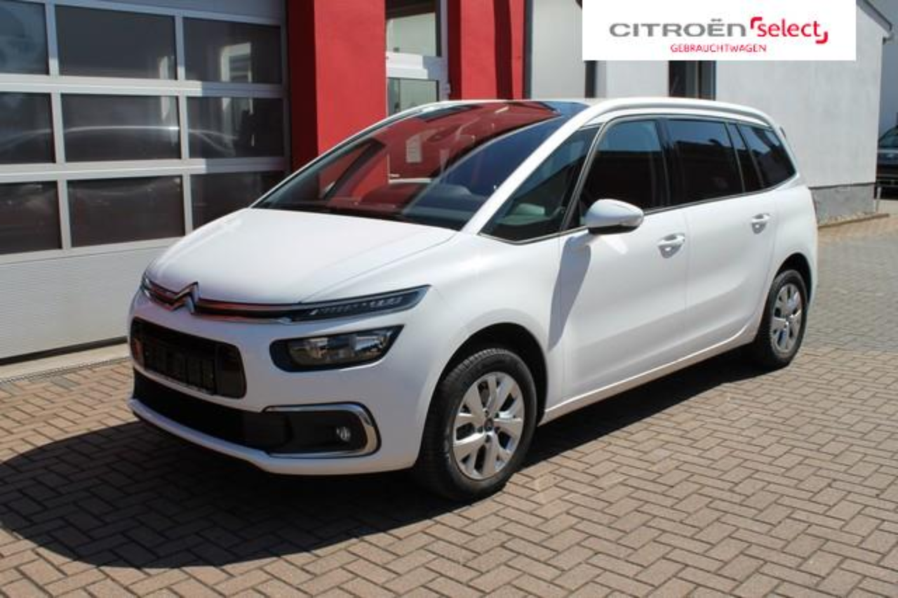 Citroën C4 Grand  SpaceTourer HDi 130 EAT8 3D-Navi Alu