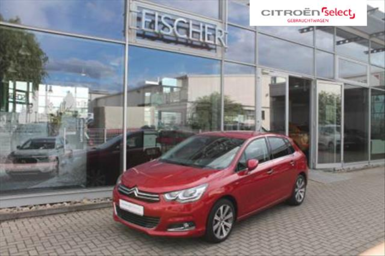 Citroën C4 Puretech130 EAT6 Shine