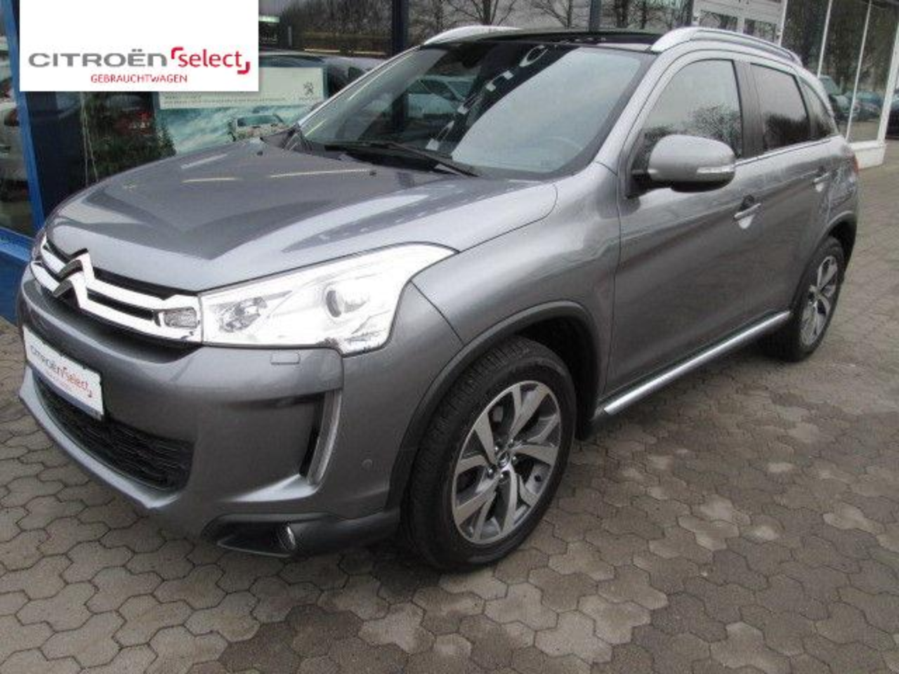 Citroën C4 Aircross Exclusive 4WD
