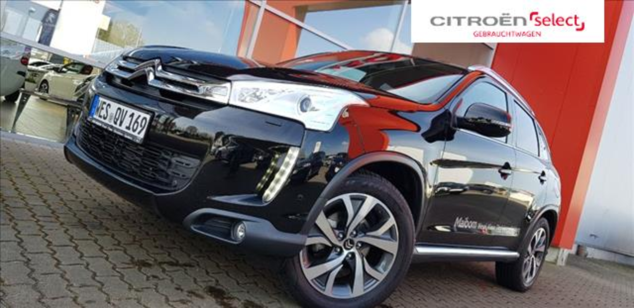 Citroën C4 Aircross HDi 115 4WD EURO 6!!!! Exclusive # AHK
