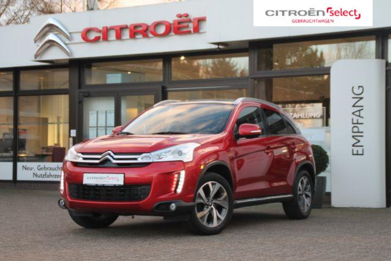 Citroën C4 Aircross HDi 150 Stop & Start 4WD Exclusive