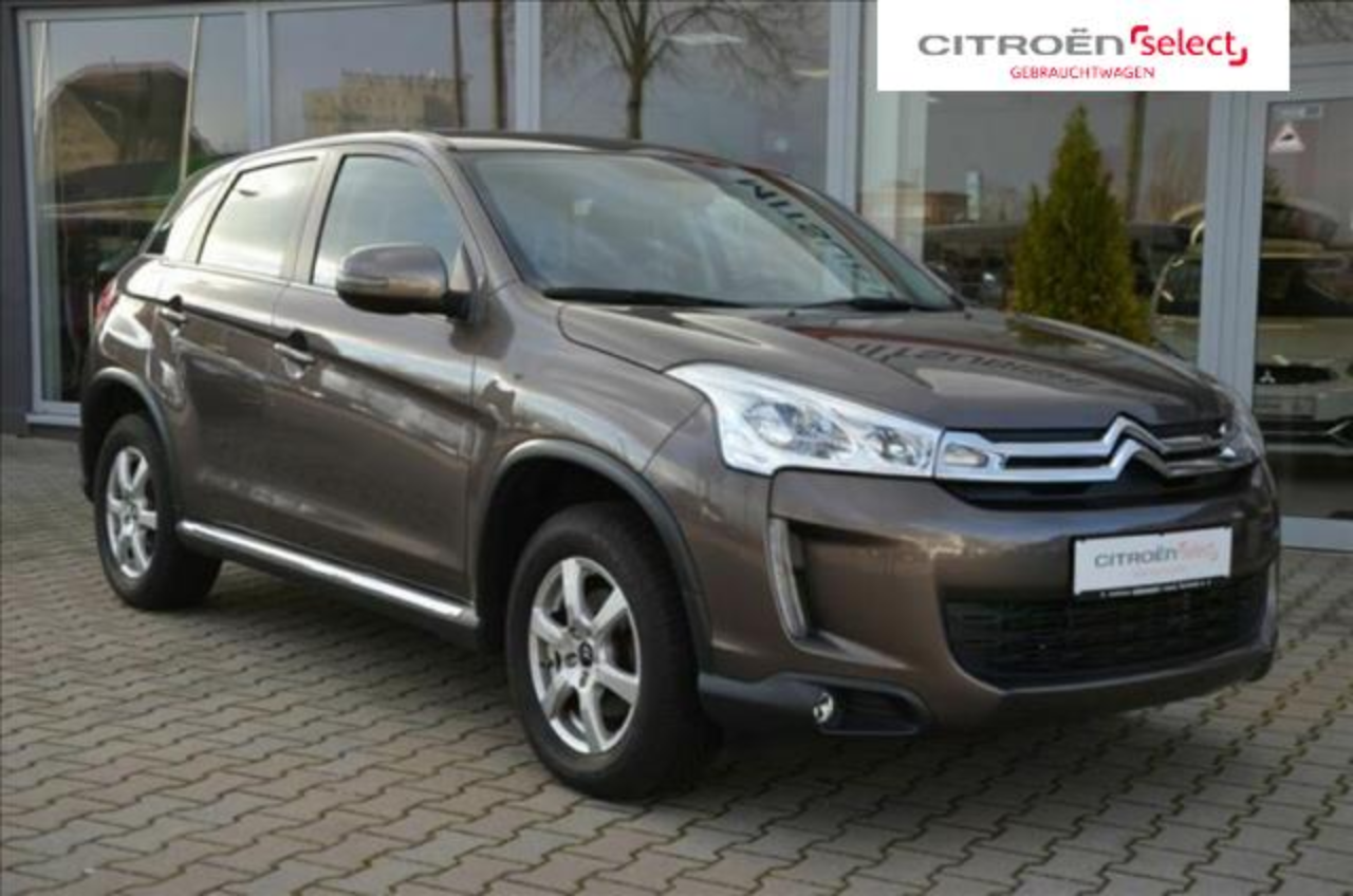 Citroën C4 Aircross e-HDi 115 Selection*LMF*PDC*AAC*FSE