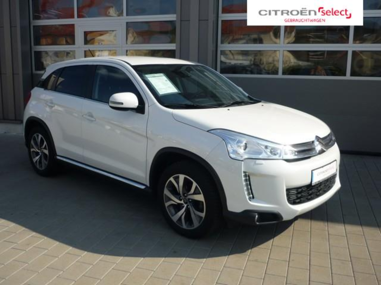 Citroën C4 Aircross HDi 115 Stop & Start 4WD Exclusive