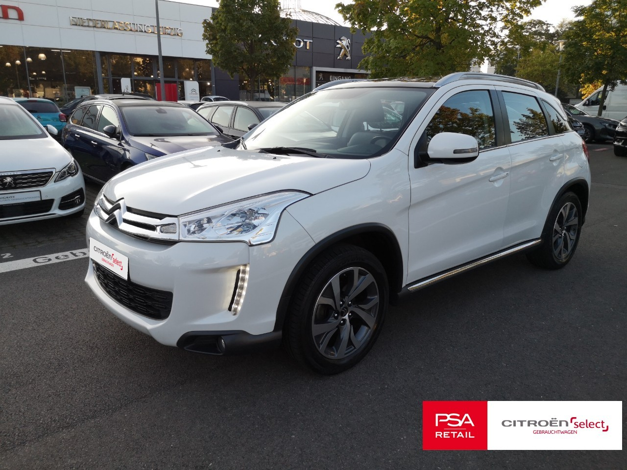 Citroën C4 Aircross e-HDi 115 Stop & Start 2WD Selection/ SHZ/ USB/