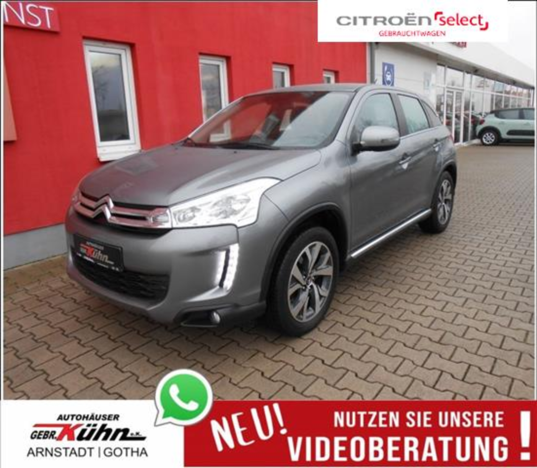 Citroën C4 Aircross HDi 150 Stop & Start 4WD Selection