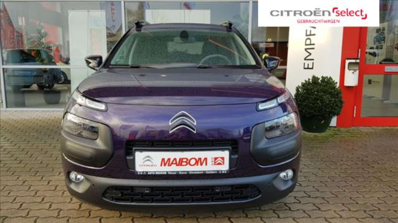 Citroën C4 Cactus BlueHDi 100 Stop&Start Shine TOP!
