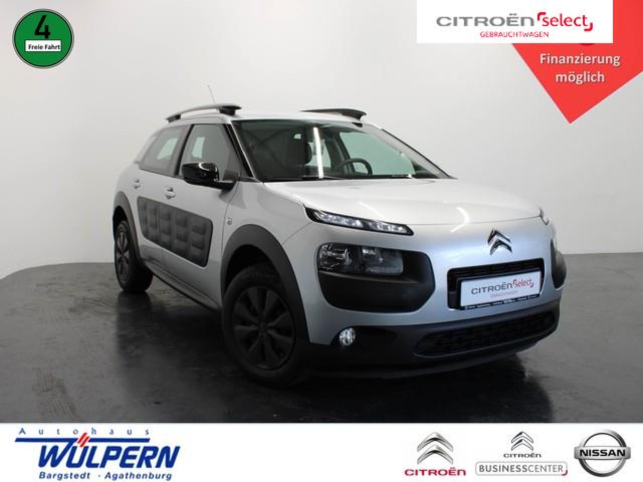 Citroën C4 Cactus BlueHDi 100 FAP Feel