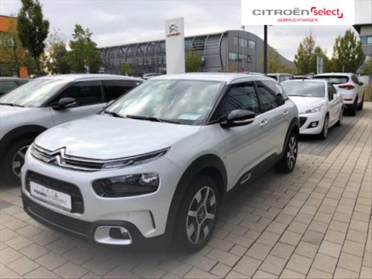 Citroën C4 Cactus Shine Pure Tech 110 EAT6