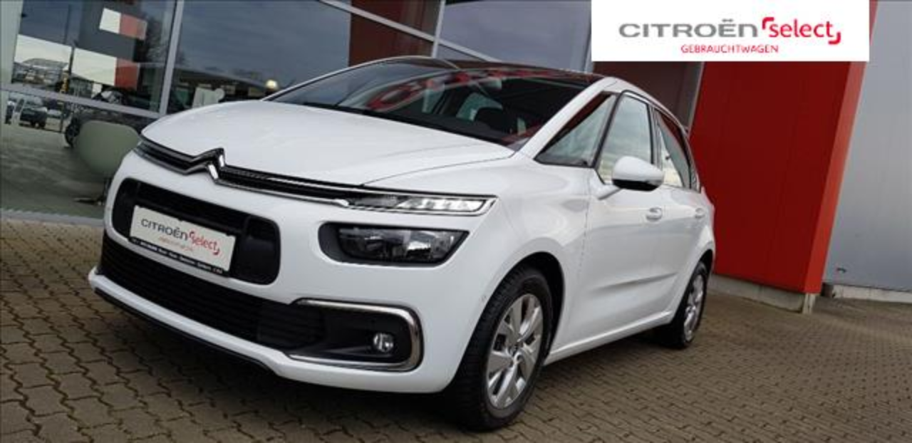 Citroën C4 Picasso BlueHDi 120 EAT6 SELECTION AUTOMATIK EURO 6
