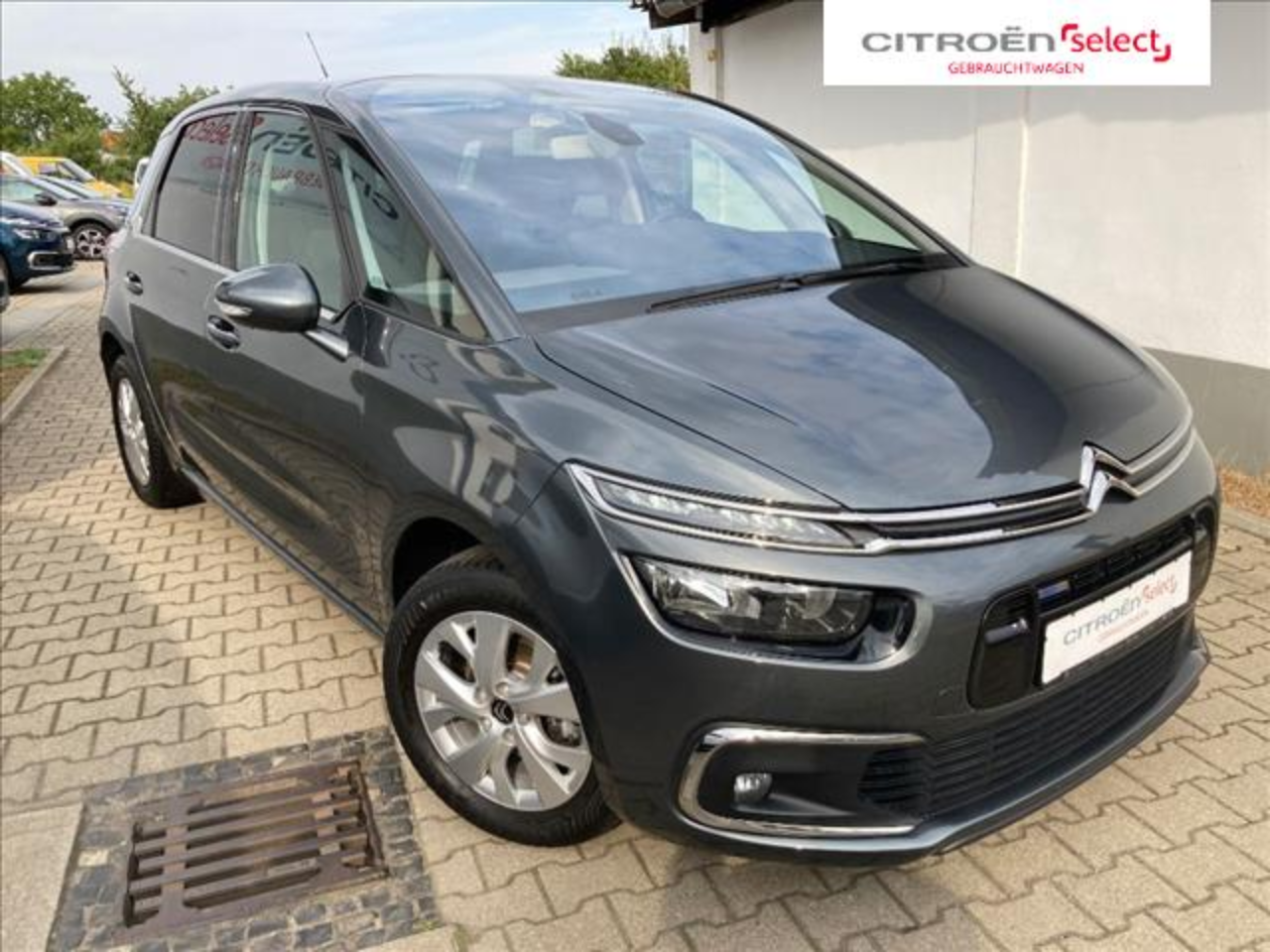 Citroën C4 Picasso PT 130 S&S SELECTION, Austauschmotor