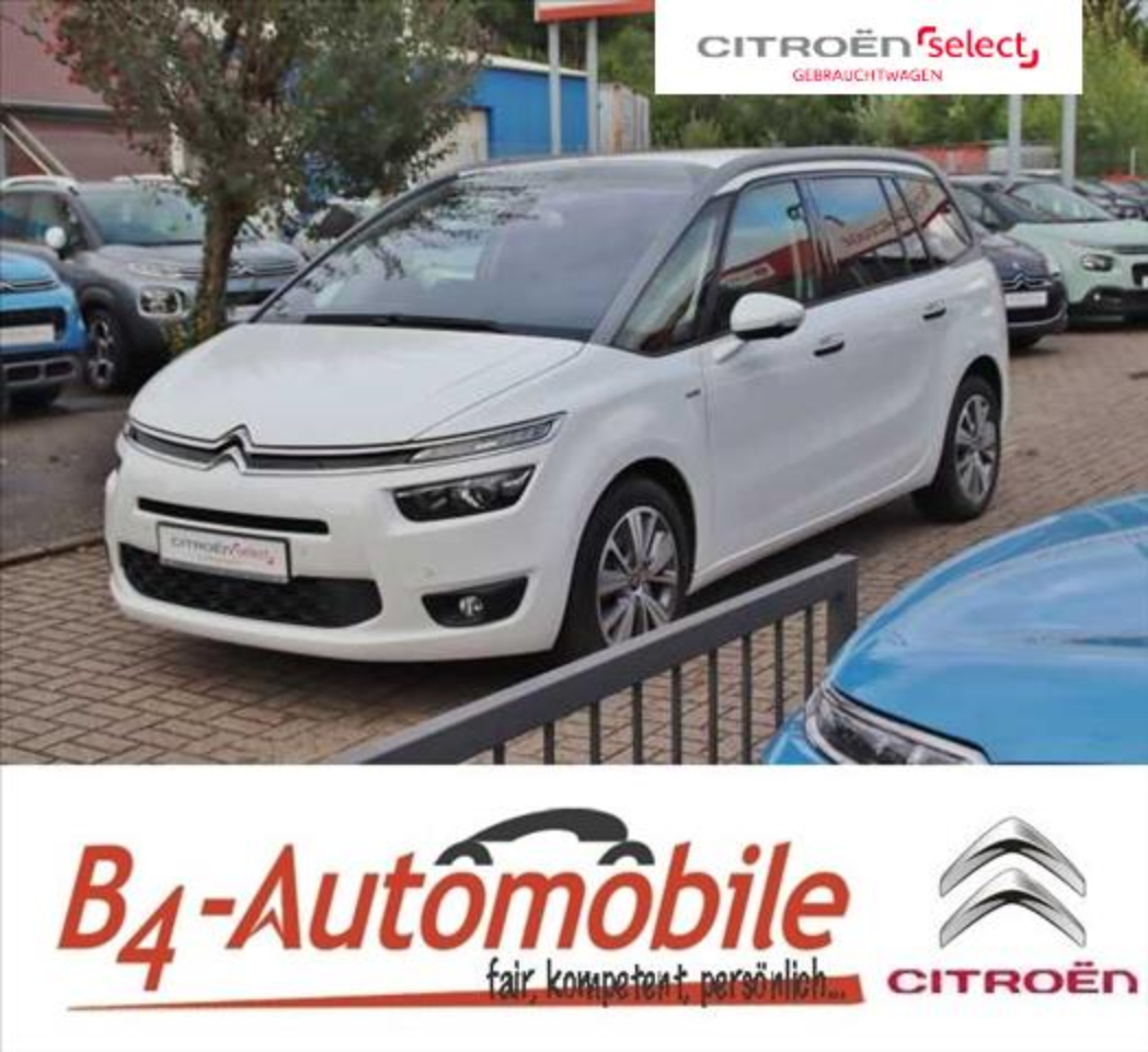 Citroën C4 Picasso Grand  Picasso Blue HDi 150 Exclusive