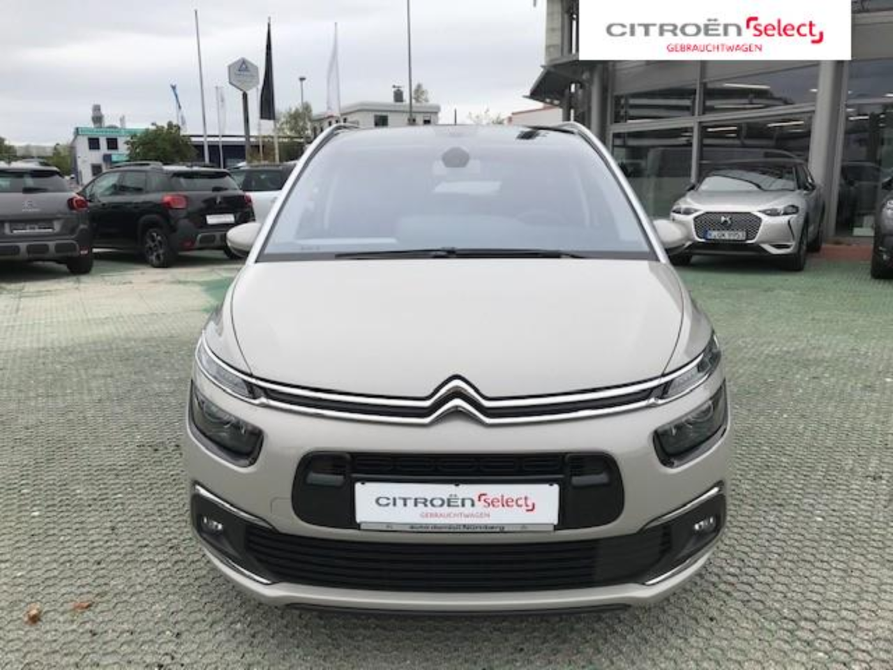 Citroën C4 Picasso Grand  Picasso BlueHDi 150 SELECTION Navigation Gl