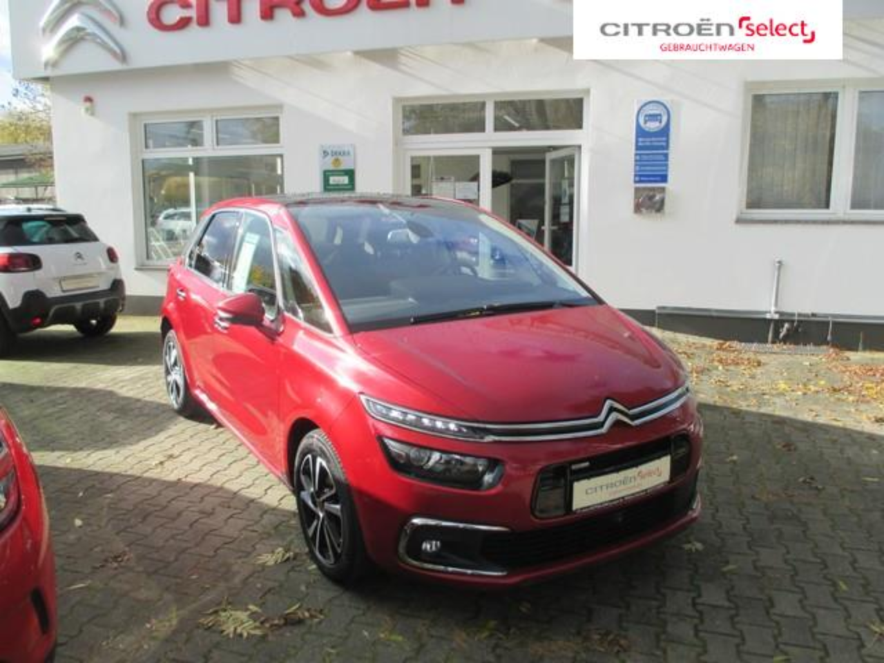 Citroën C4 Picasso PureTech 130 Shine Stop&Start EAT6 *Panorama*