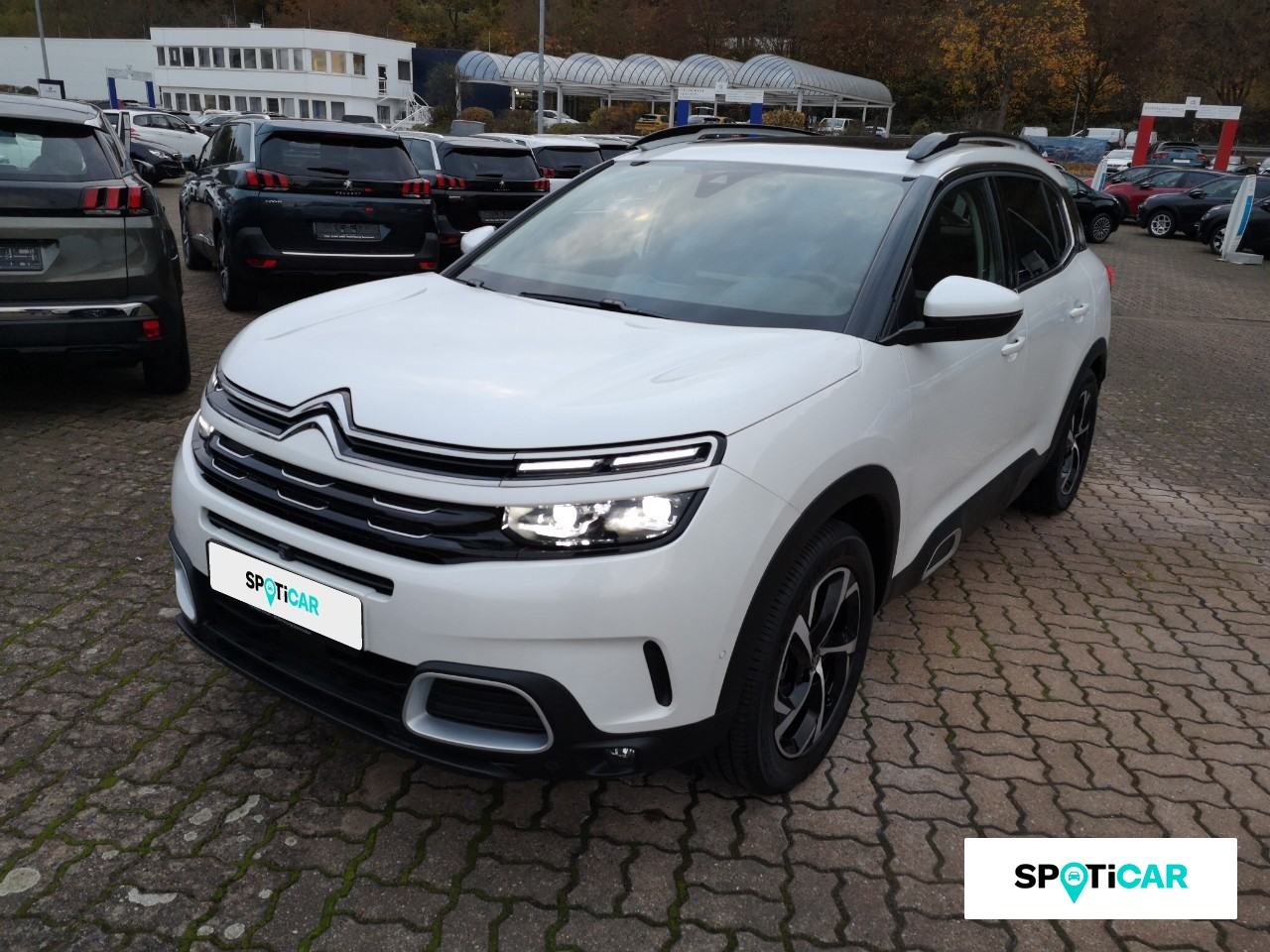 Citroën C5 Aircross FEEL 2,0BlueHDI 180PSEAT8 Schiebedach| Navi |