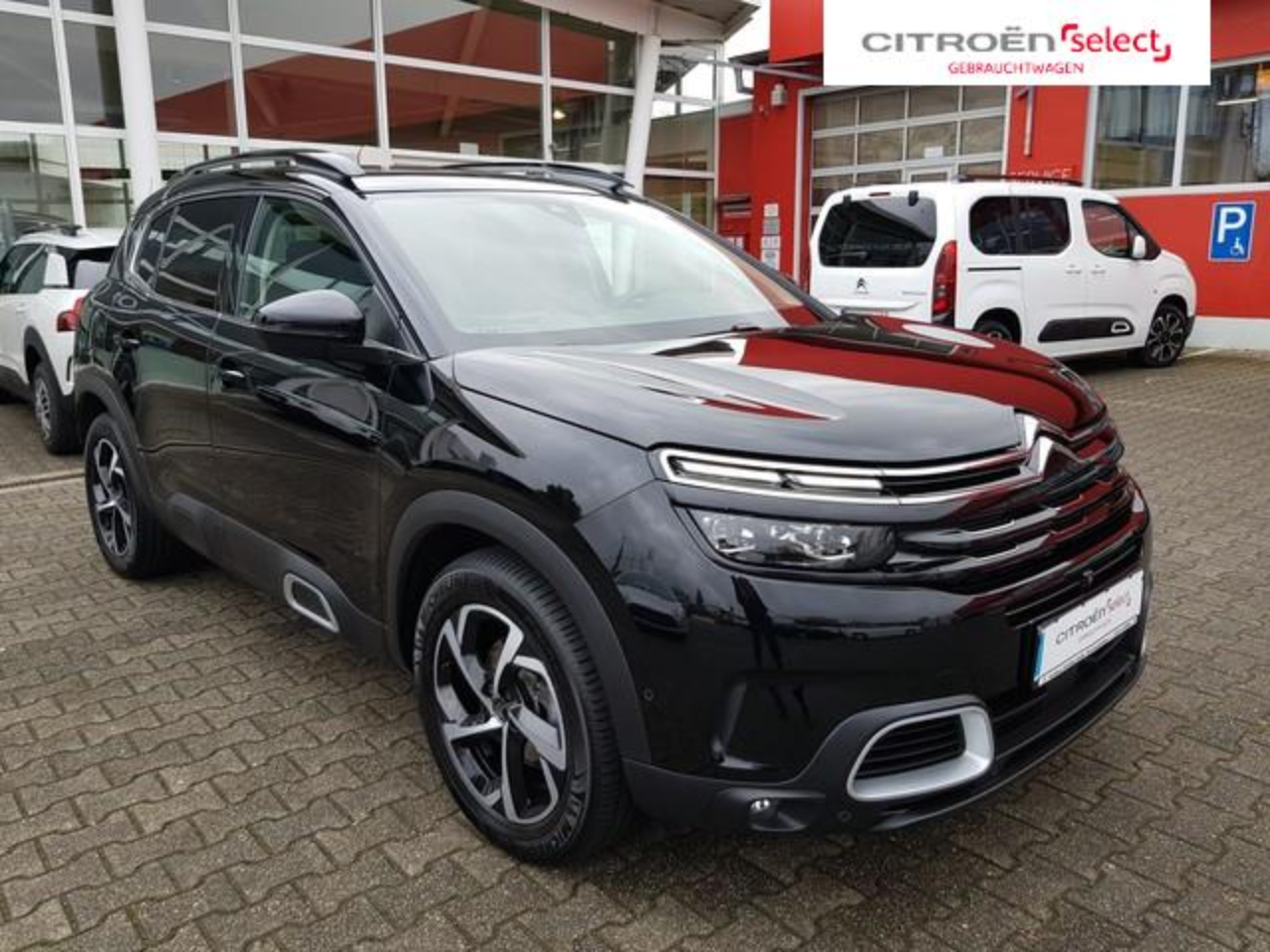 Citroën C5 AIRCROSS BlueHDI 180 S&S EAT8 FEEL *Nav*SD* Kamera*