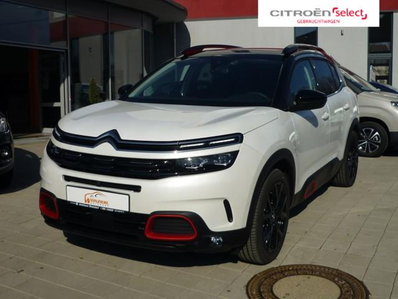 Citroën C5 Aircross BlueHDi180 Shine EAT8
