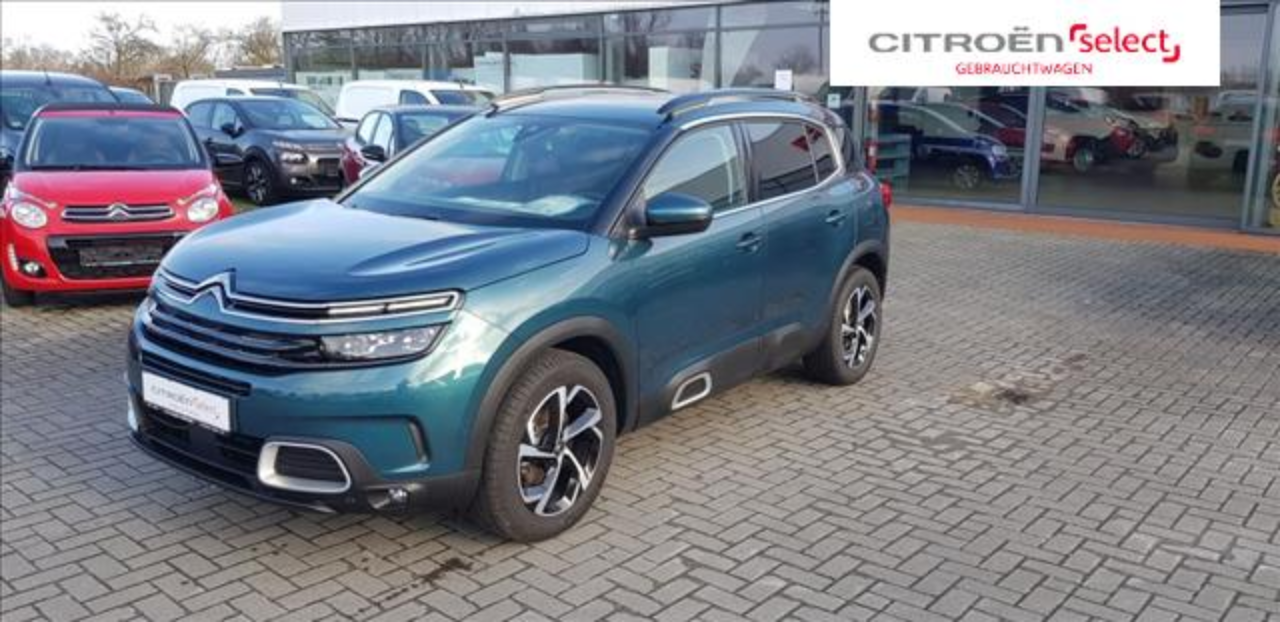 Citroën C5 Aircross Pure Tech 130 S&S FEEL NAVI WENIG KM