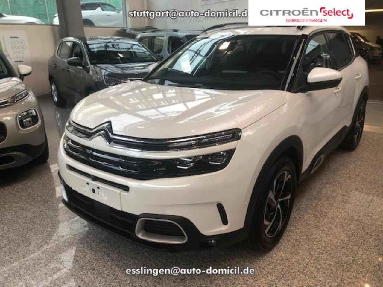 Citroën C5 AIRCROSS 1.6 PureTech 180 Feel (EURO 6d-TEMP)