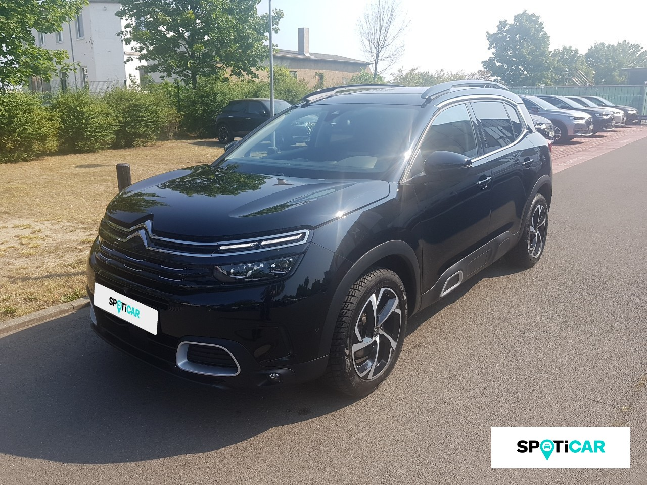 Citroën C5 Aircross SHINE BlueHDI 180 EAT8/ Navi/ Dach/ SHZ/ DAB