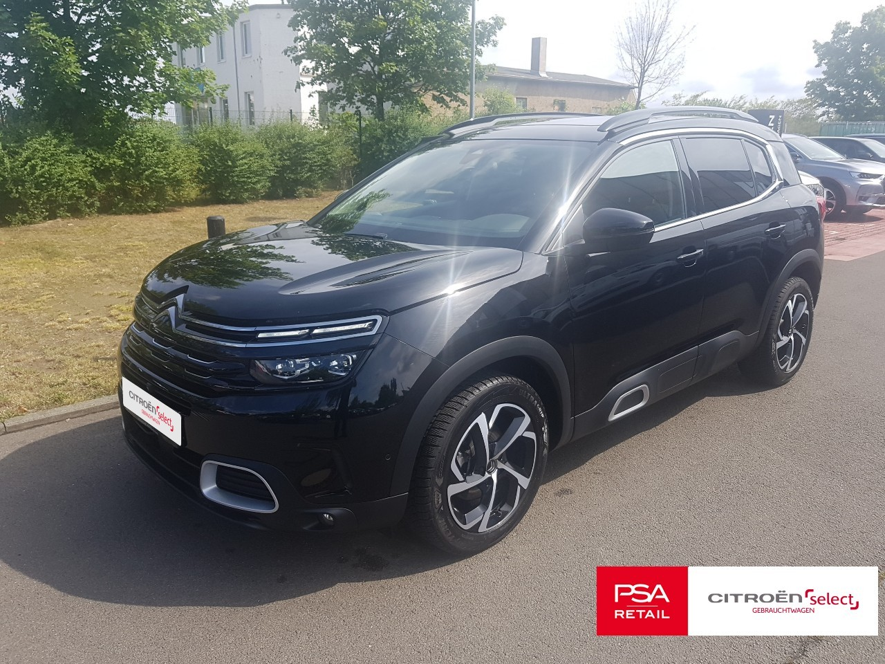 Citroën C5 Aircross SHINE BlueHDI 180 EAT8/ Navi/ SHZ/ DAB/ Keyless