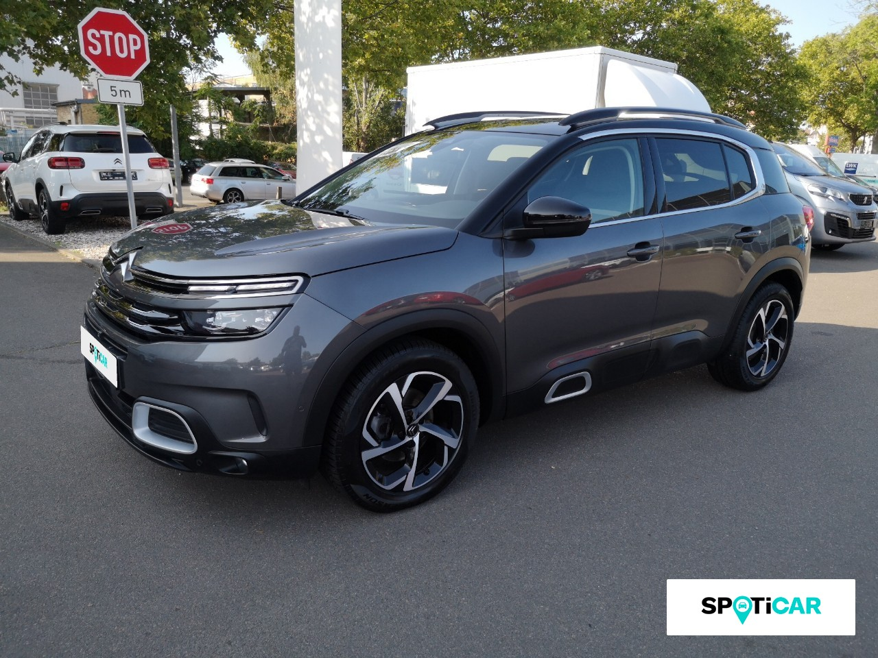 Citroën C5 Aircross SHINE BlueHDI 180 EAT8/ Navi/ Keyless/ SHZ