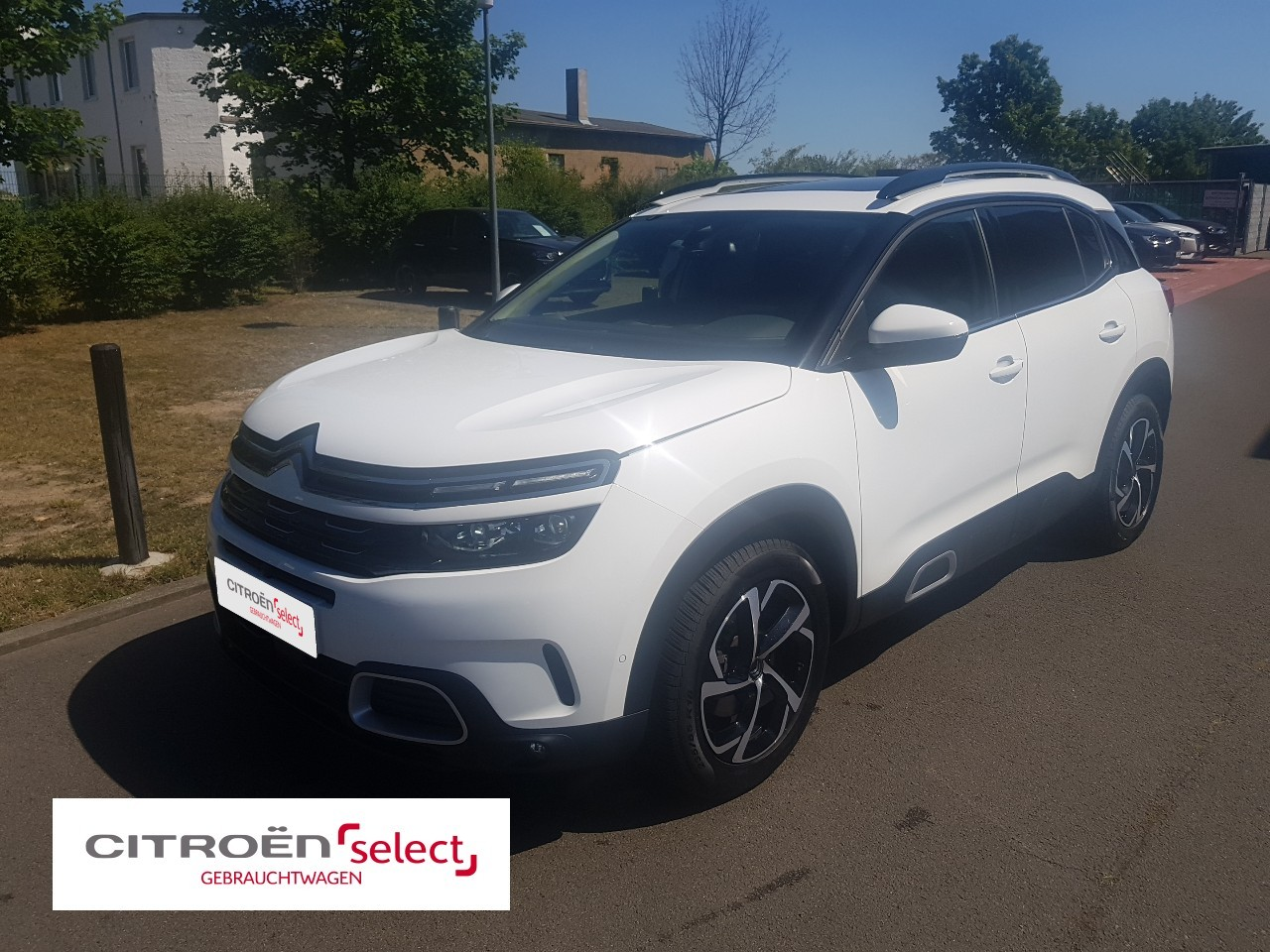 Citroën C5 Aircross SHINE Pure Tech 180 EAT8/ Navi/ Keyless/ SHZ