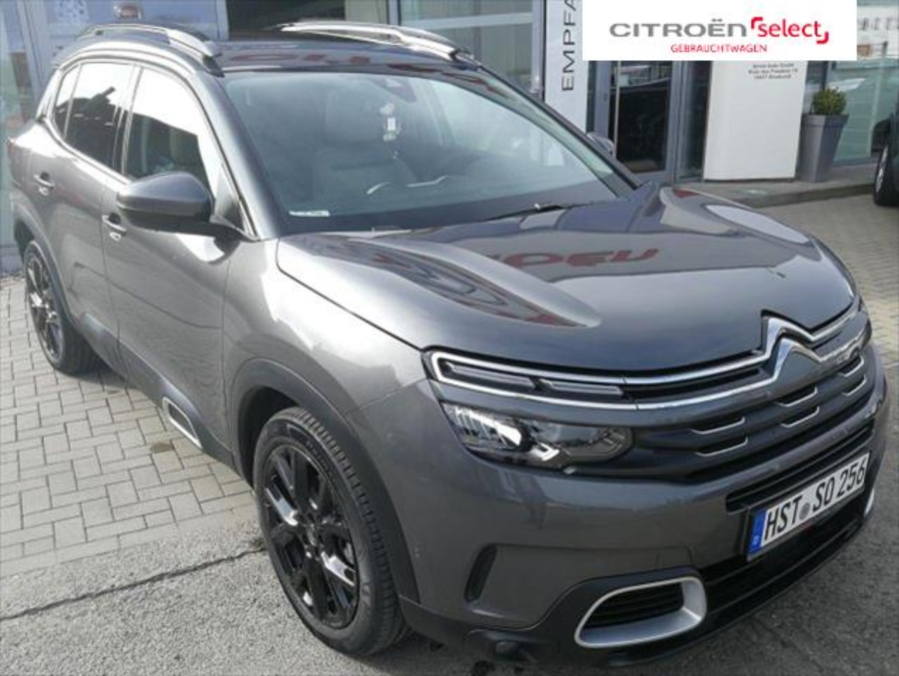 Citroën C5 Aircross 1.6 PureTech 180 Feel EURO 6d-TEMP