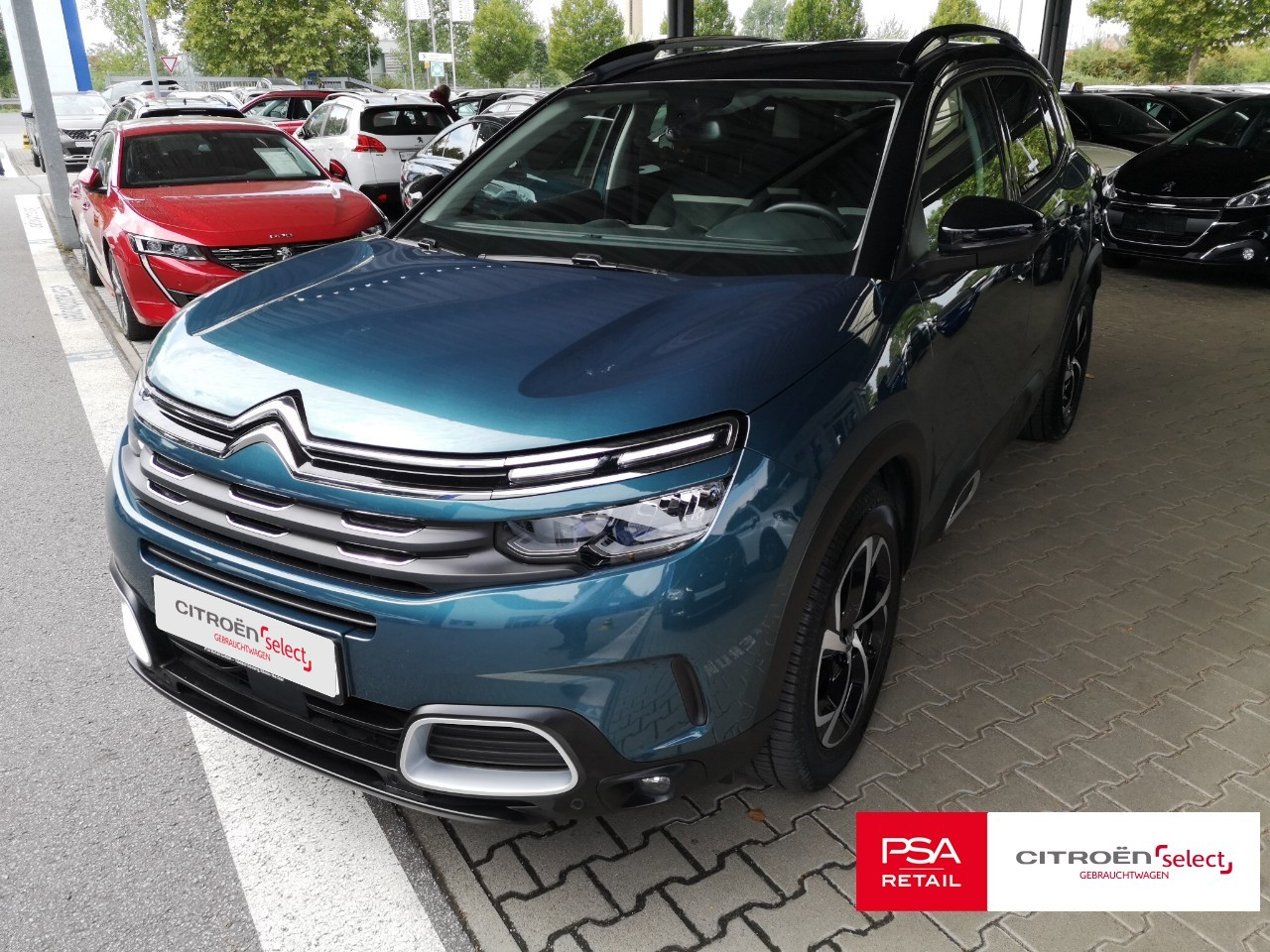 Citroën C5 AIRCROSS Feel Pure Tech 130 S&S*NAVI*SHZ*DAB*KEYLESS*FSH*