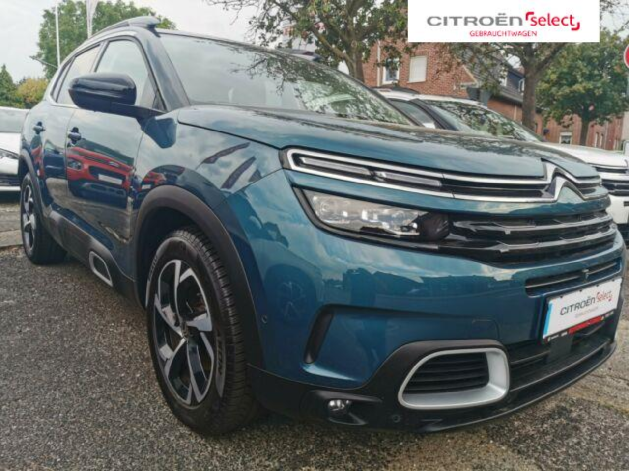Citroën C5 AIRCROSS Shine Blue HDI 180 ETA8