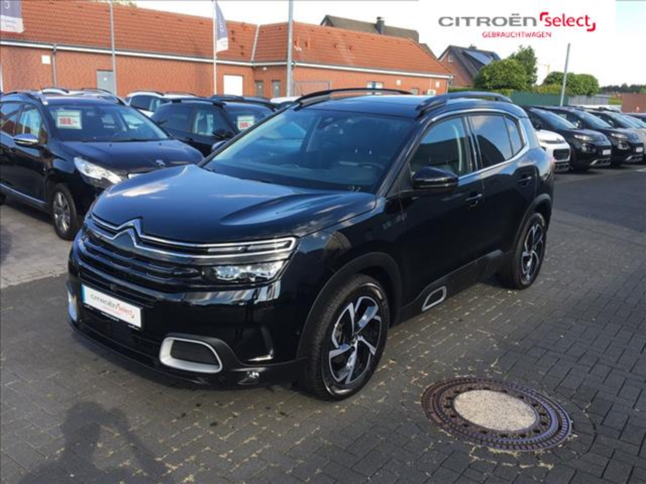 Citroën C5 AIRCROSS Pure Tech 180 Shine EAT8 Start Stop