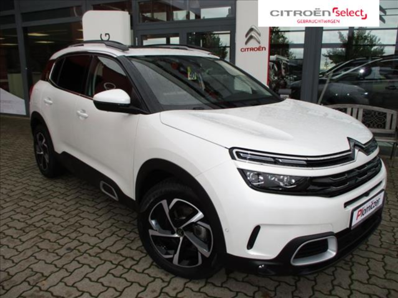 Citroën C5 Aircross Pure Tech 180 S&S EAT8 SHINE *Panoramadach*