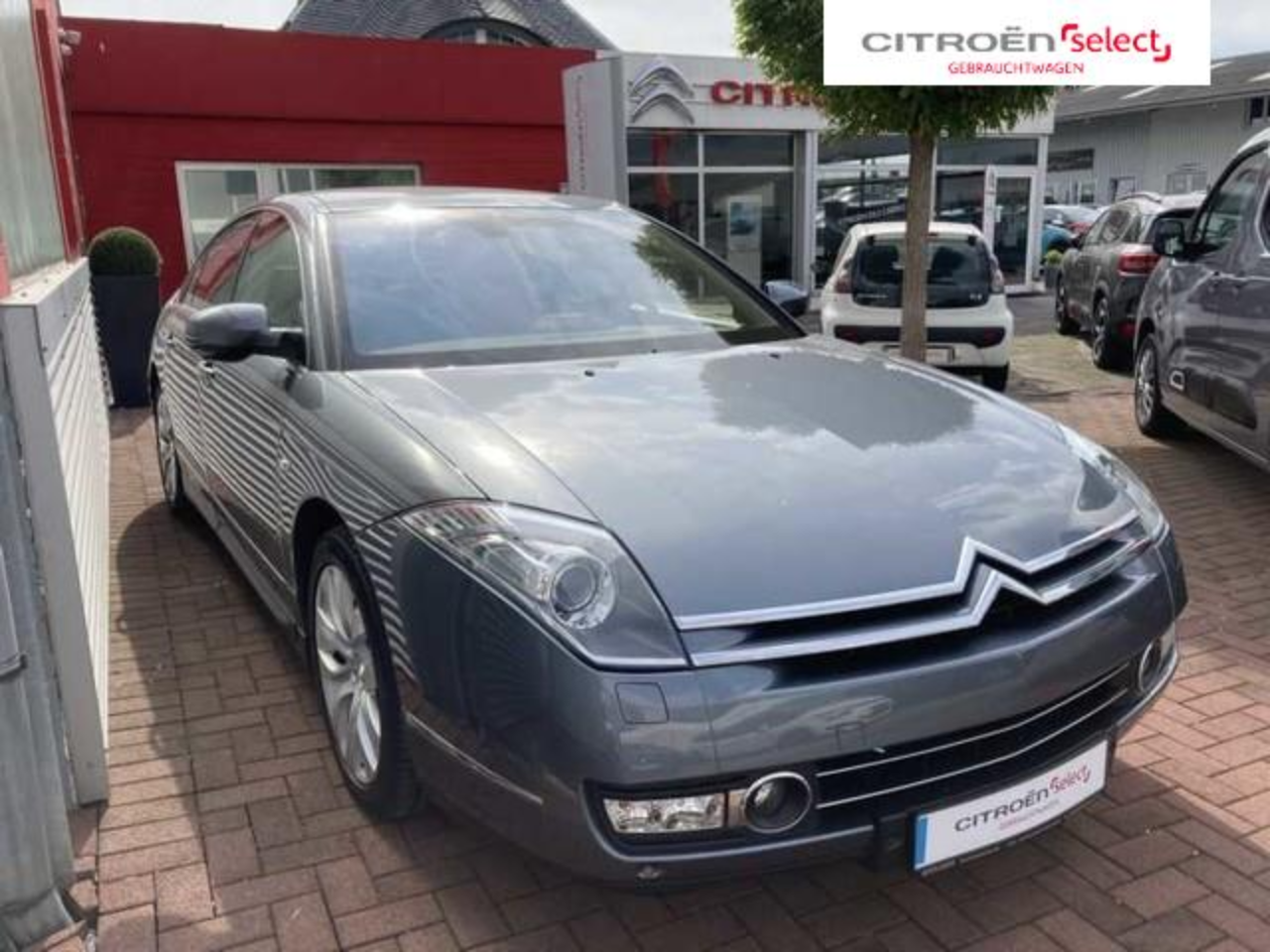 Citroën C6 3.0 V6 HDI Exclusive